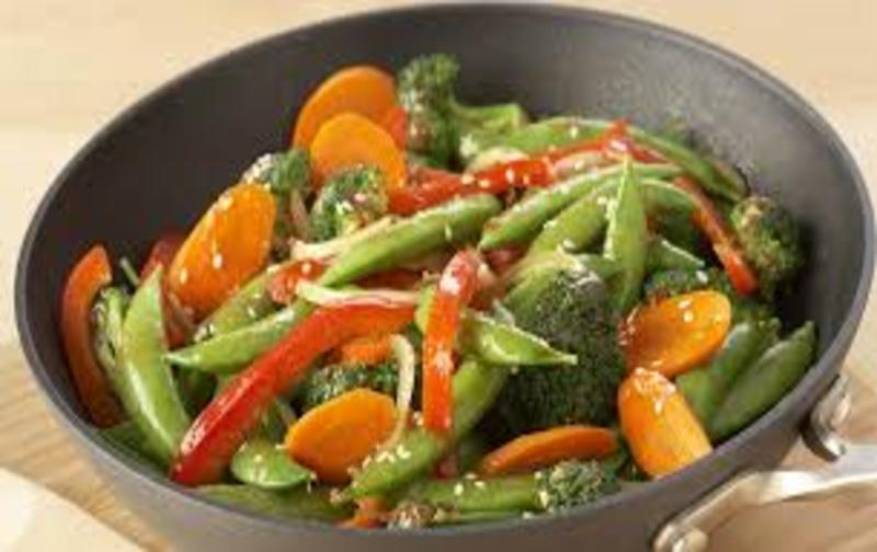 Sweet and Sour Vegetable